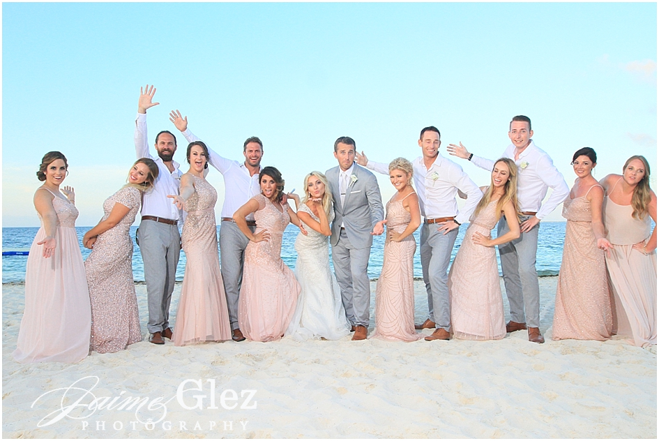 finest playa mujeres cancun wedding 38