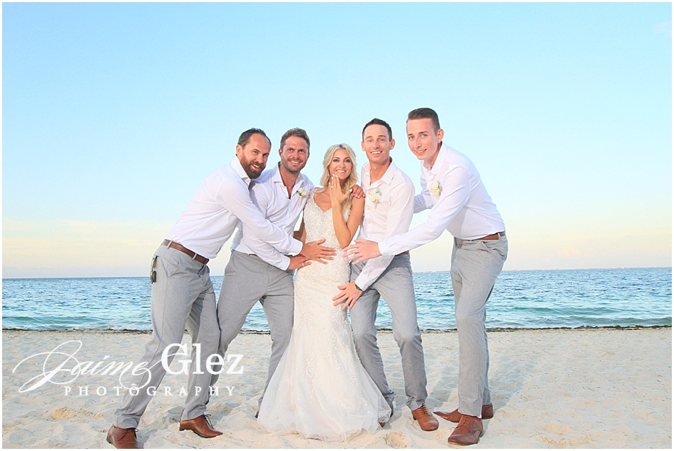 finest playa mujeres cancun wedding 41