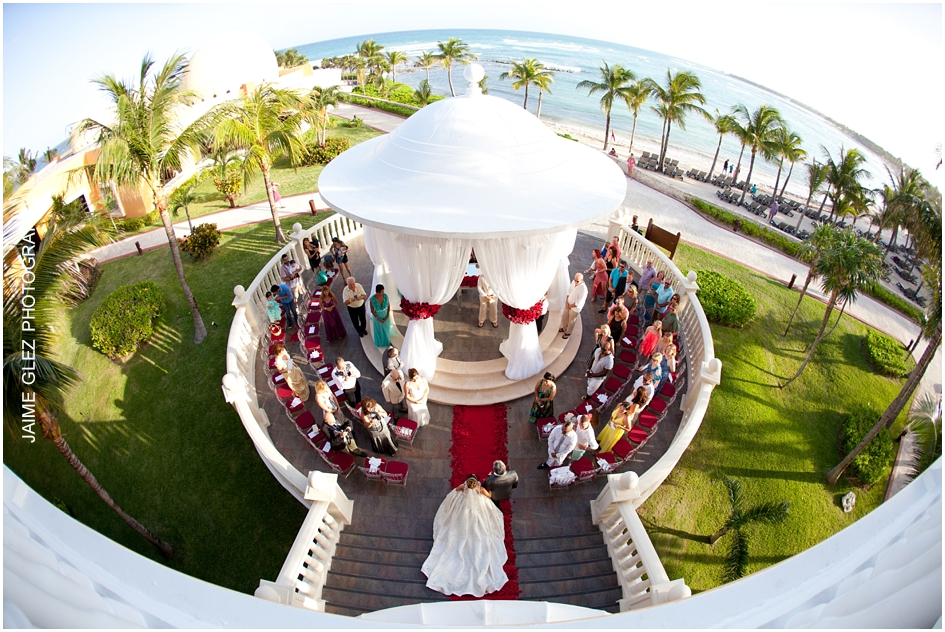 barcelo palace wedding photos