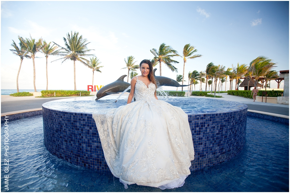 barcelo palace wedding photos 21
