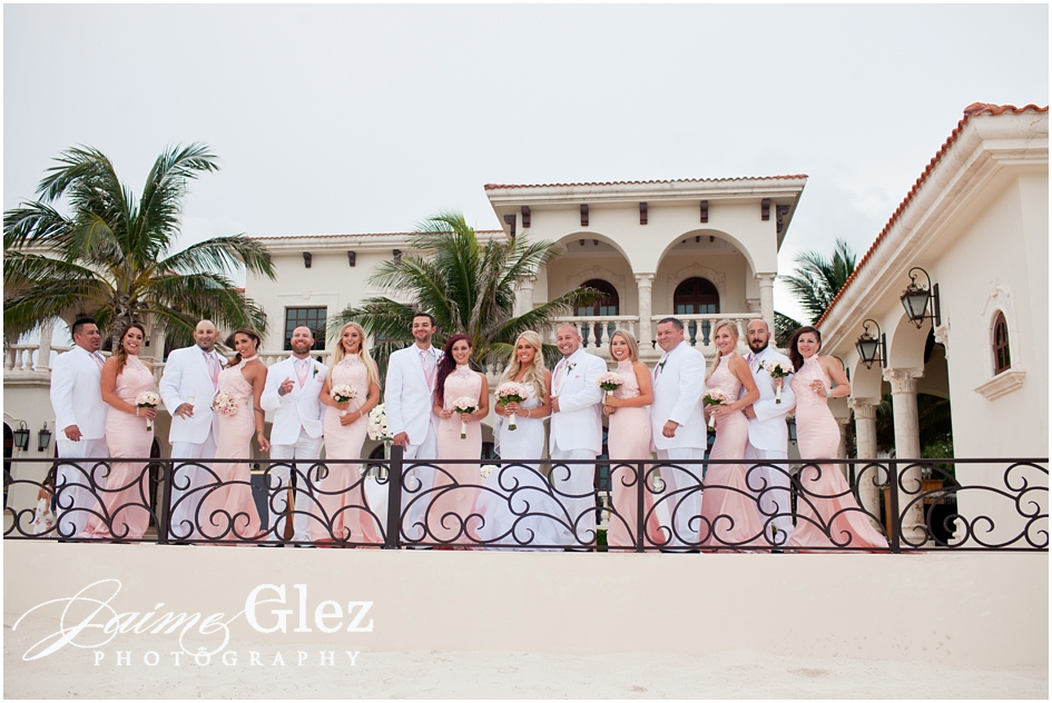 villa la joya playa del carmen wedding 16
