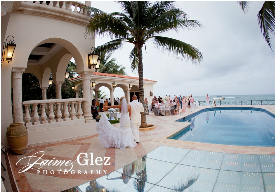 villa la joya playa del carmen wedding 27