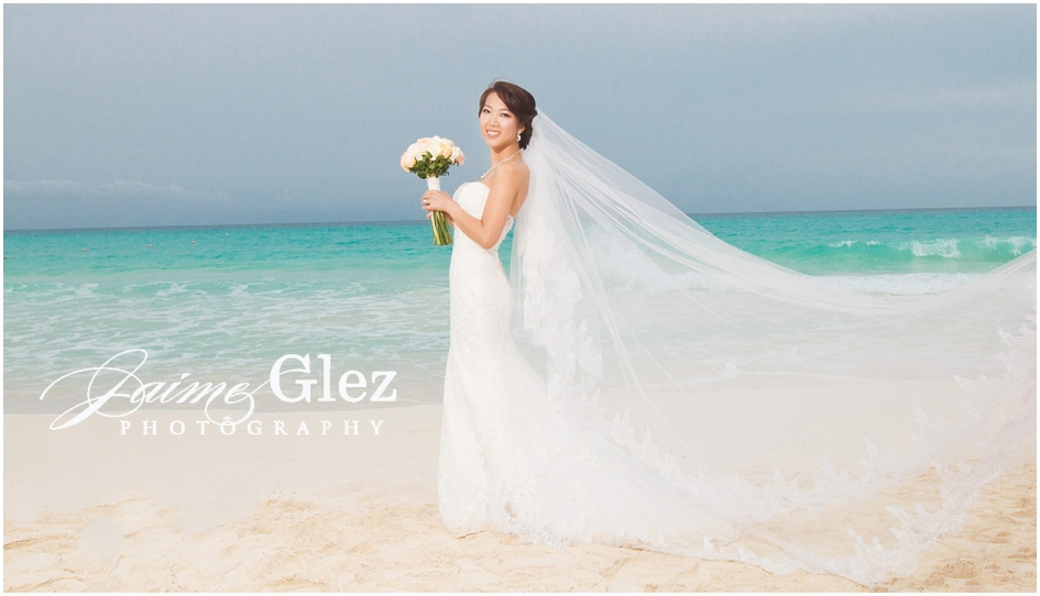 Sandos cancun luxury wedding 33