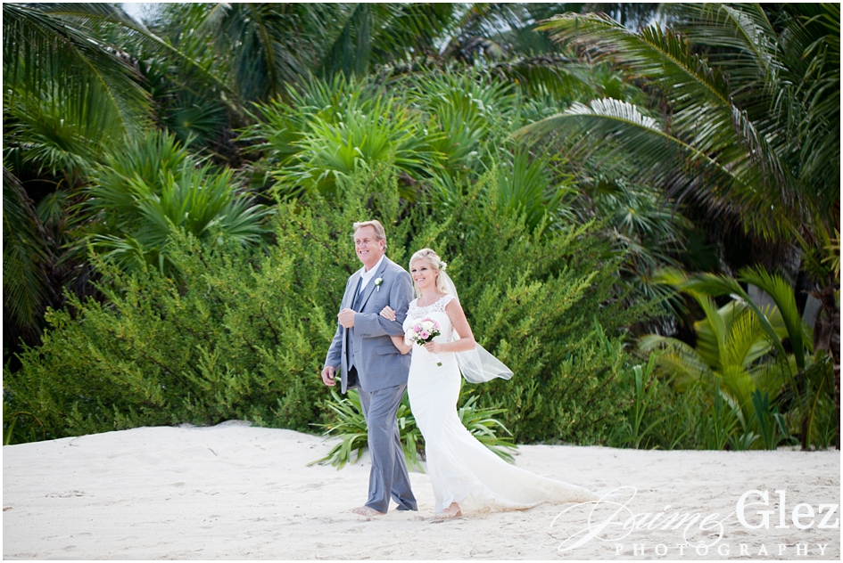 secrets maroma cancun wedding 18