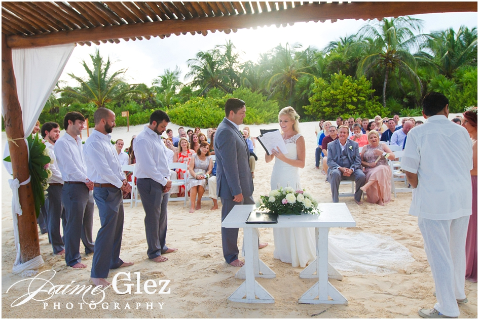 secrets maroma cancun wedding 20
