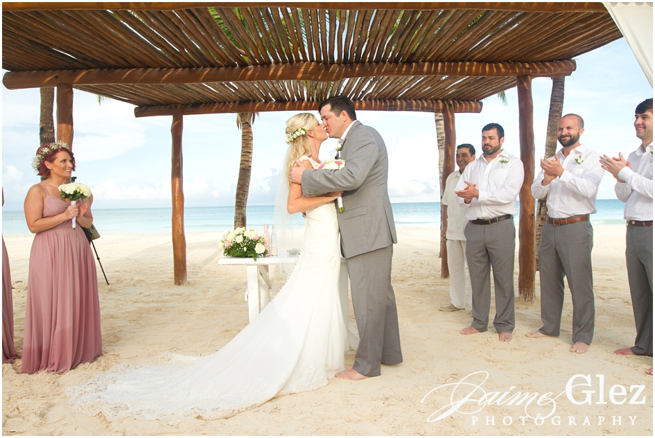 secrets maroma cancun wedding 23