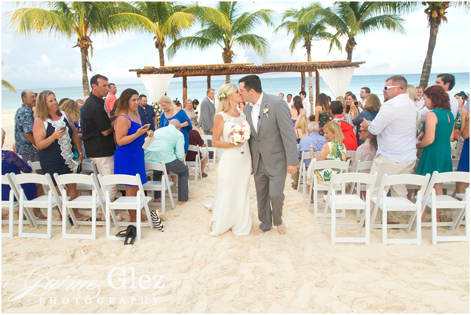 secrets maroma cancun wedding 24