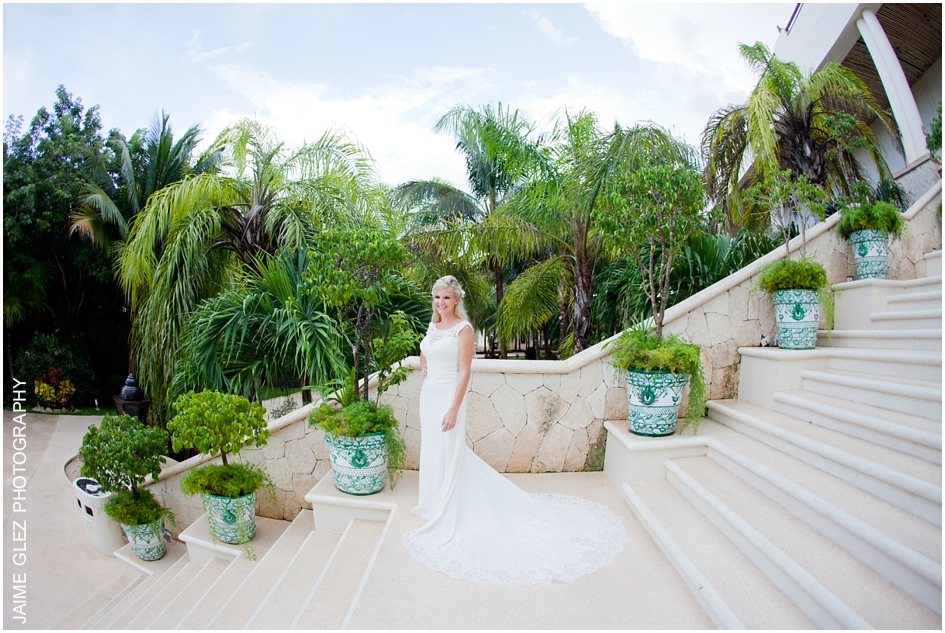 secrets maroma cancun wedding 14