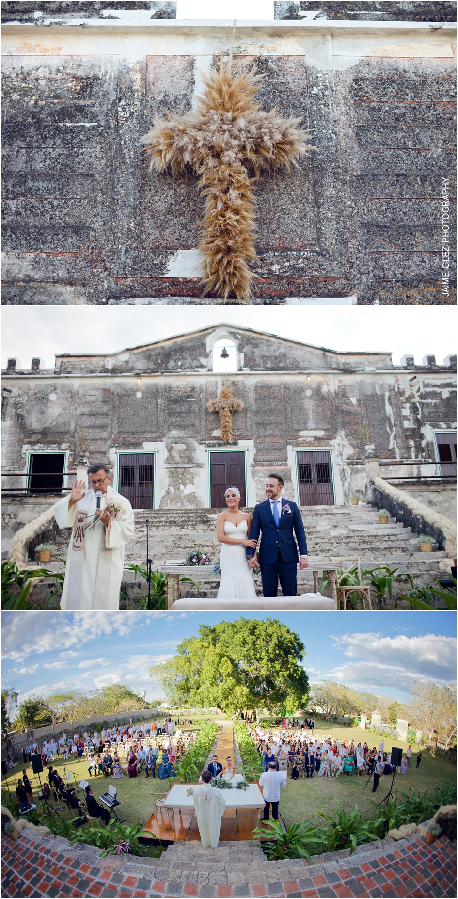 hacienda yaxcopoil boda yucatan mexico 13