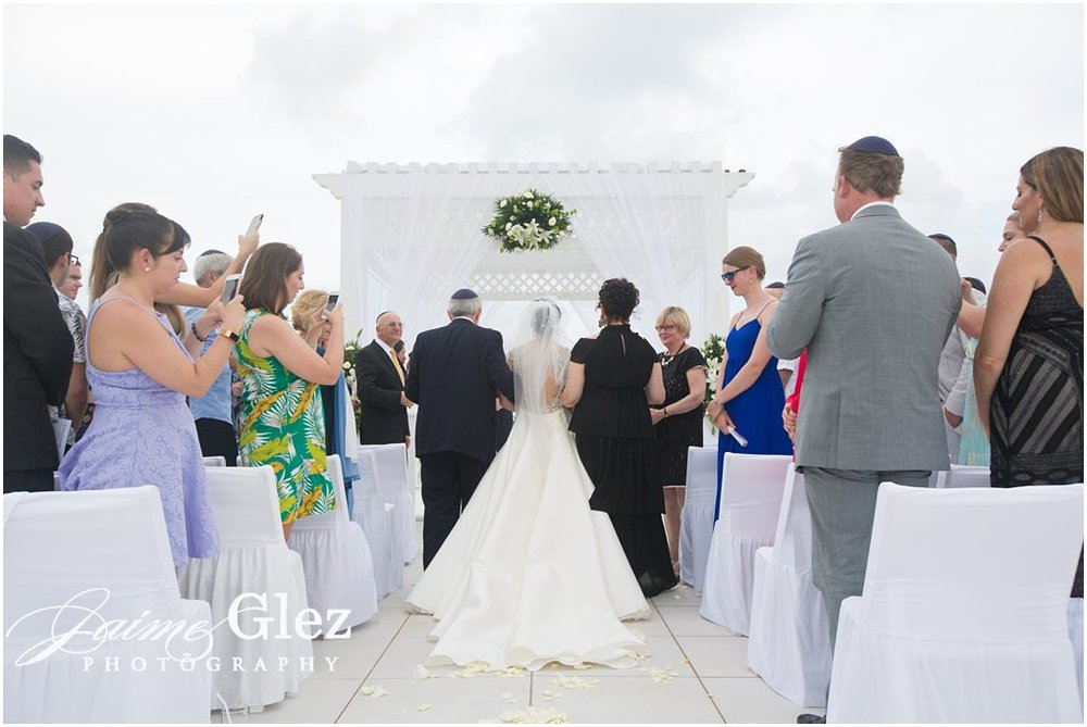 azul beach riviera maya wedding 19