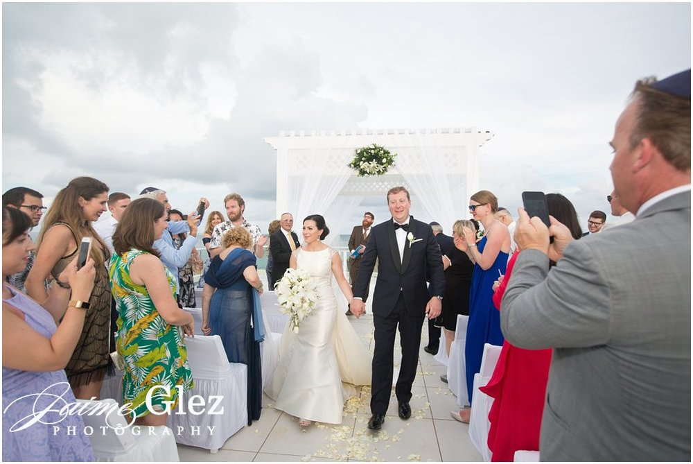 azul beach riviera maya wedding 29