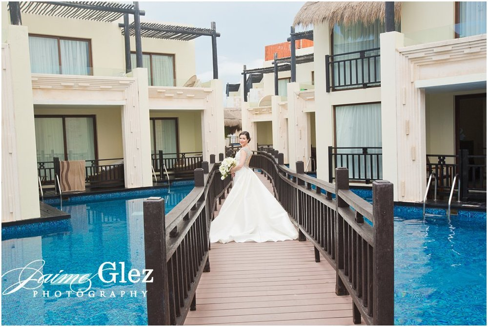 azul beach riviera maya wedding 14