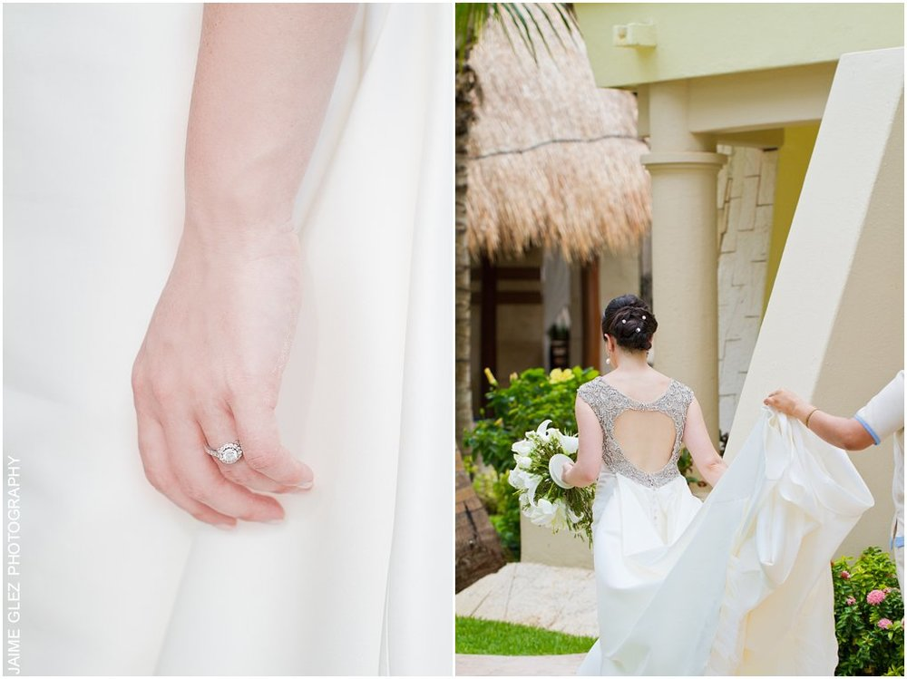 azul beach riviera maya wedding 13