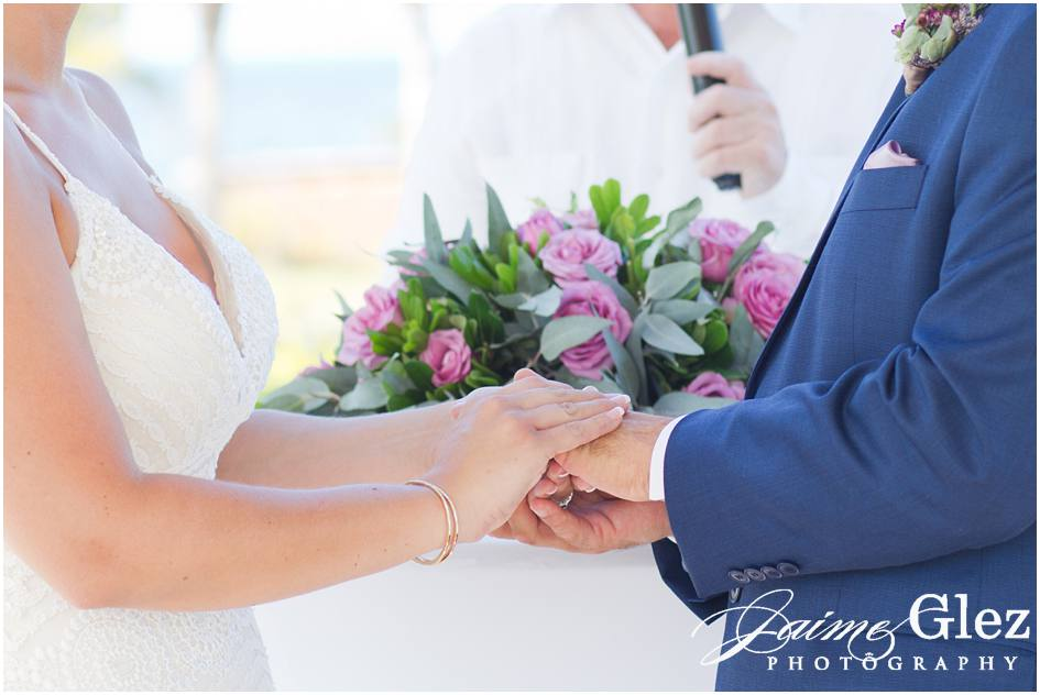 Time to hold hands and share vows.