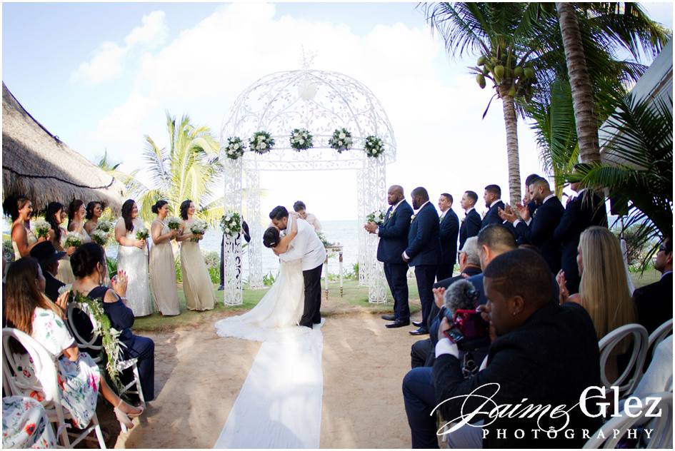 ocean wedding cancun mexico 18