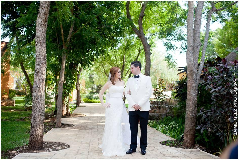 boda en hacienda santa cruz merida 18