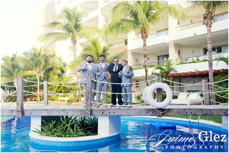 excellence playa mujeres wedding 9