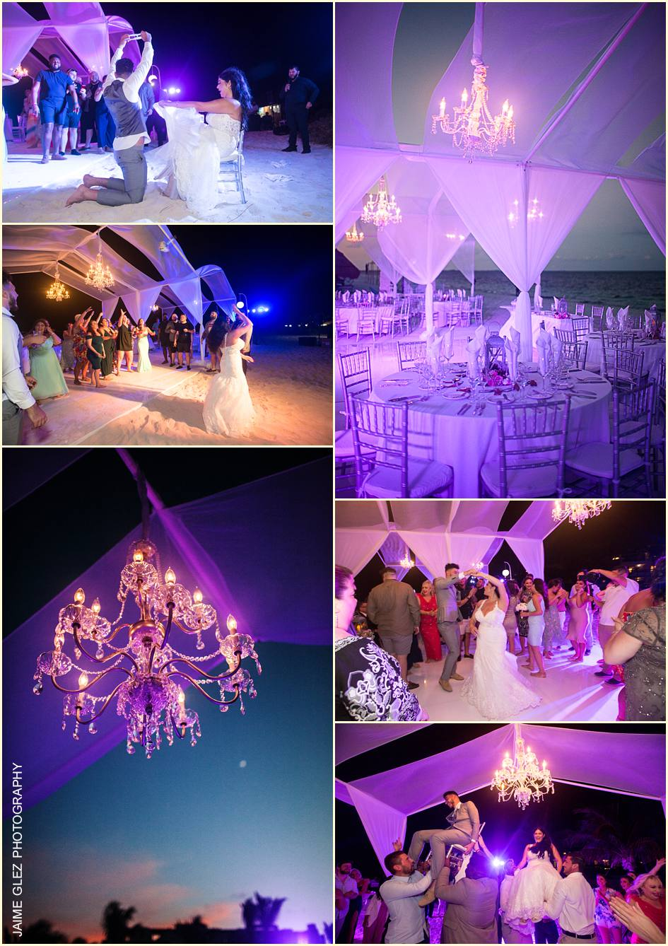 excellence playa mujeres wedding 21