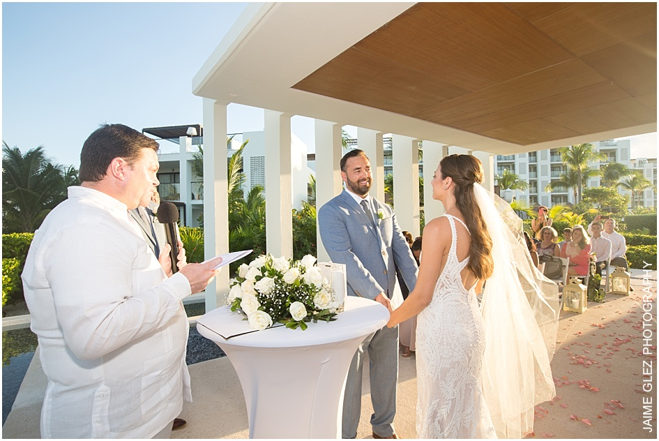 finest resort playa mujeres wedding 16