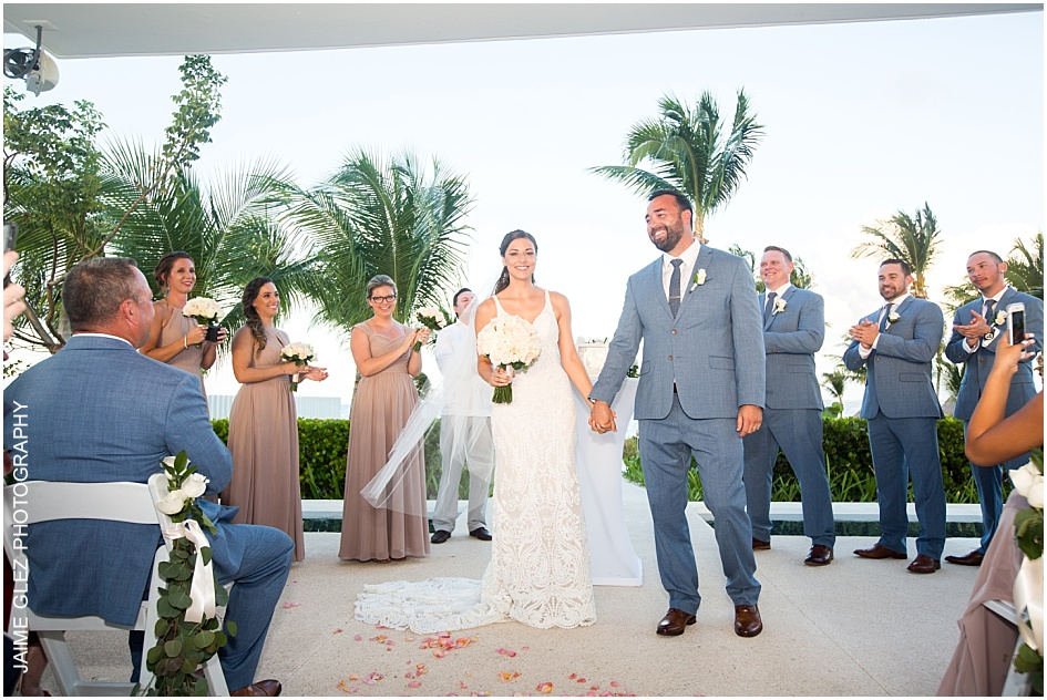 finest resort playa mujeres wedding 19