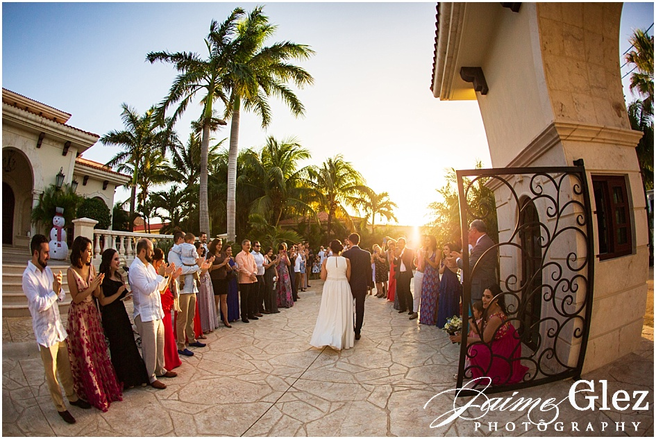 villa la joya wedding riviera maya 16