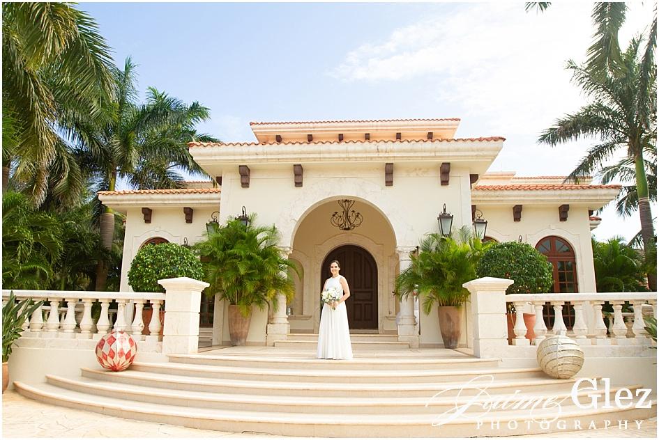 villa la joya wedding riviera maya 11