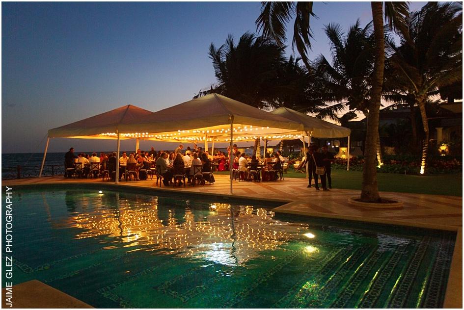 villa la joya wedding riviera maya 24