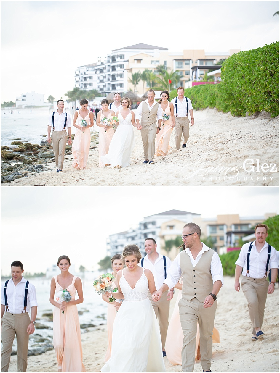 now jade riviera cancun wedding pictures 15