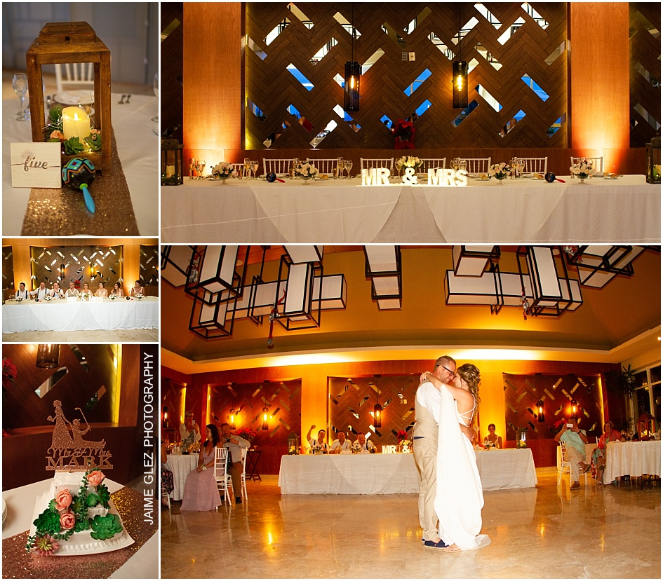 now jade riviera cancun wedding pictures 24