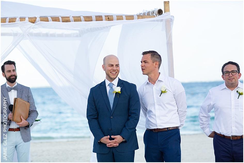 finest resort playa mujeres wedding 23