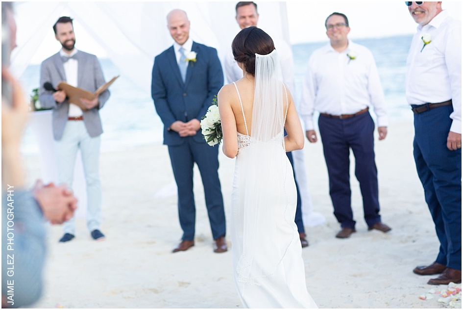 finest resort playa mujeres wedding 24