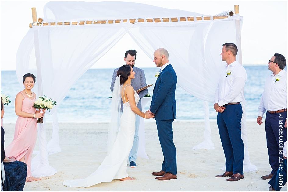finest resort playa mujeres wedding 26