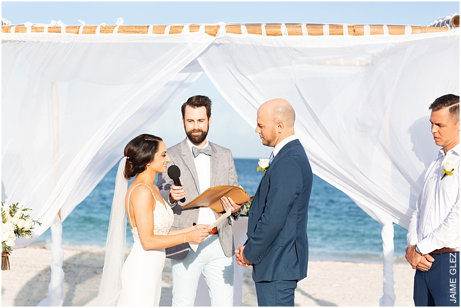 finest resort playa mujeres wedding 25