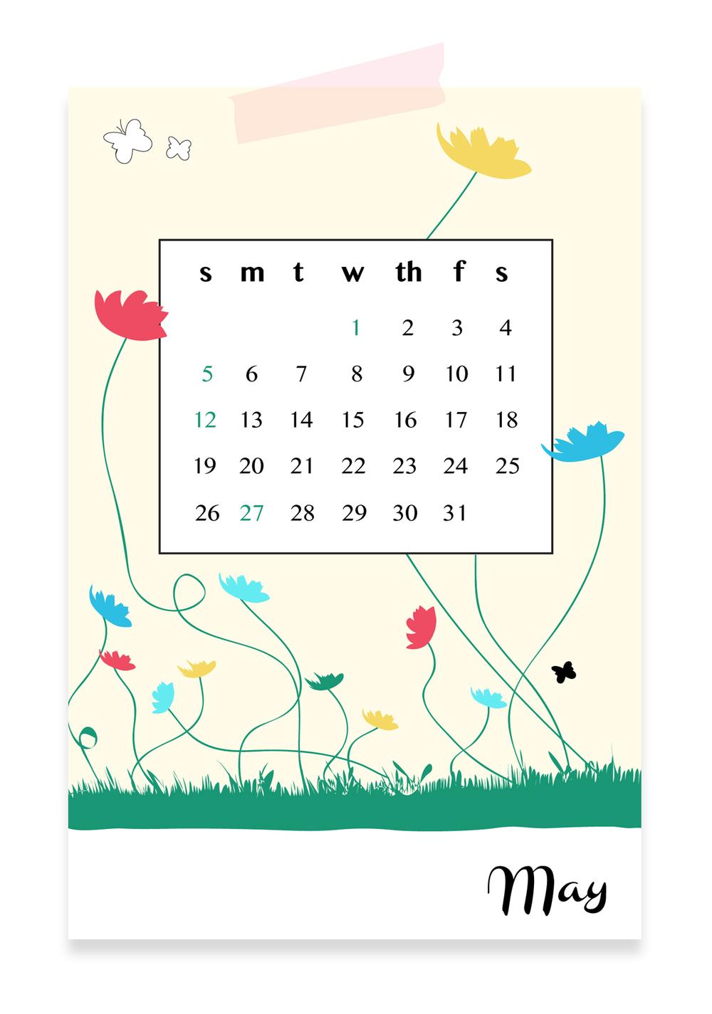 May Calendar 2013_Emerald_shadow copy.jpg
