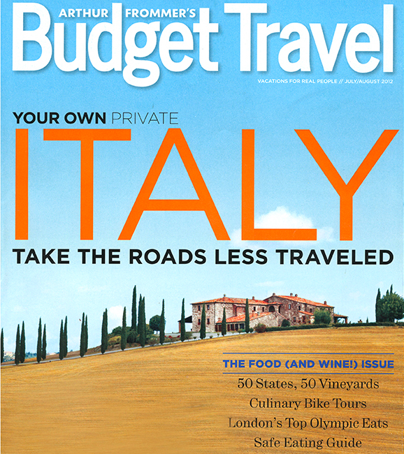 Budget Travel Cover Story