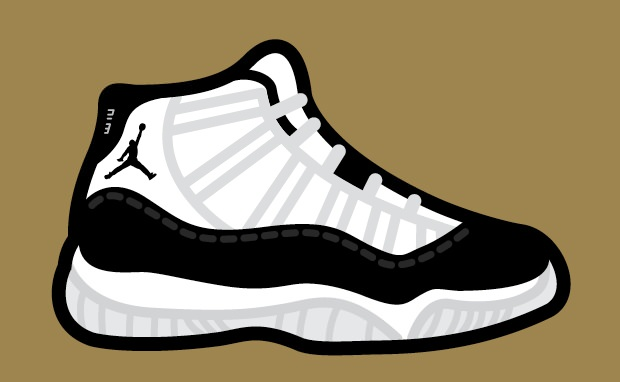 Jordan XIs by  Robb Harskamp