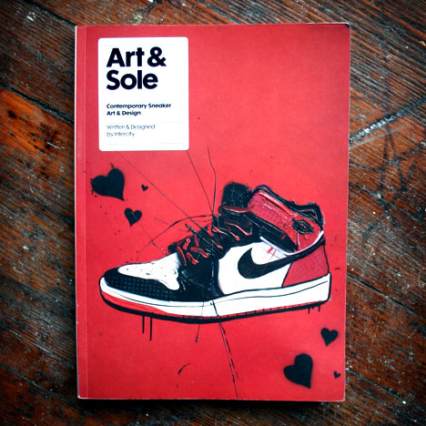 Art & Sole sneaker book
