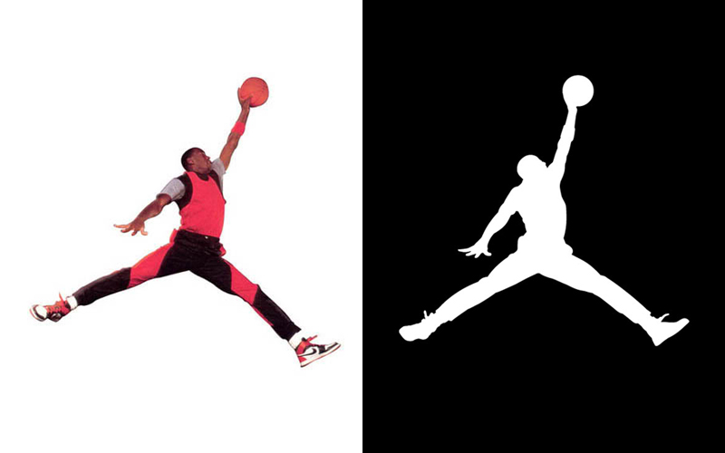 Silhouette Basketball Shoes