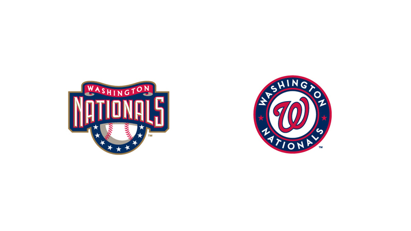 The Washington National clean up their act with a simpler look.
