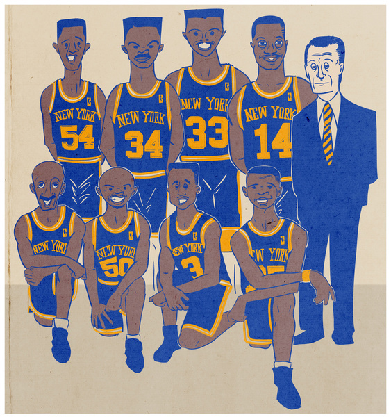 1994 New York Knicks