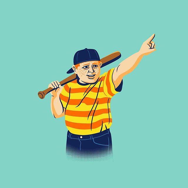 Play ball! (🎨: @thebendouglass)