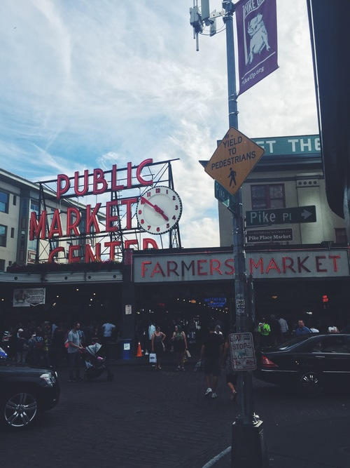 The Pacific Northwest treated us well during our consumer recruitment in Seattle. #PikePlace
