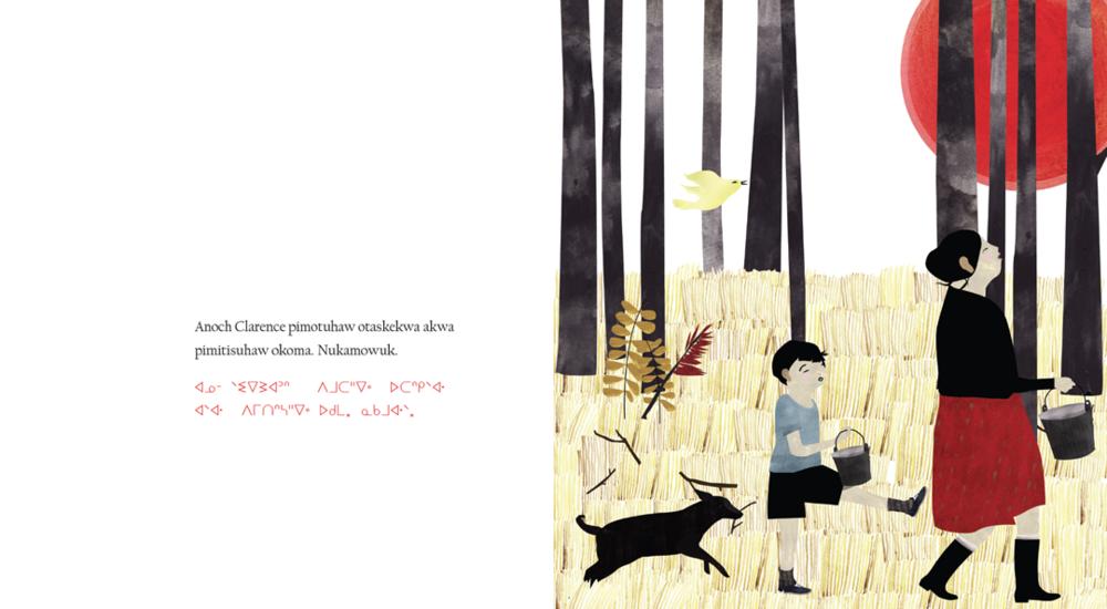 Pakwa che Menisu by Julie Flett