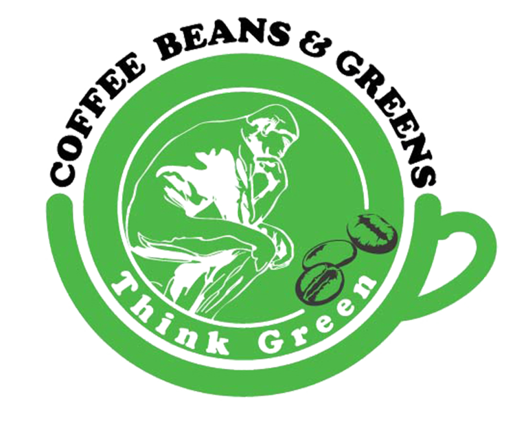 Coffee Beans and Greens