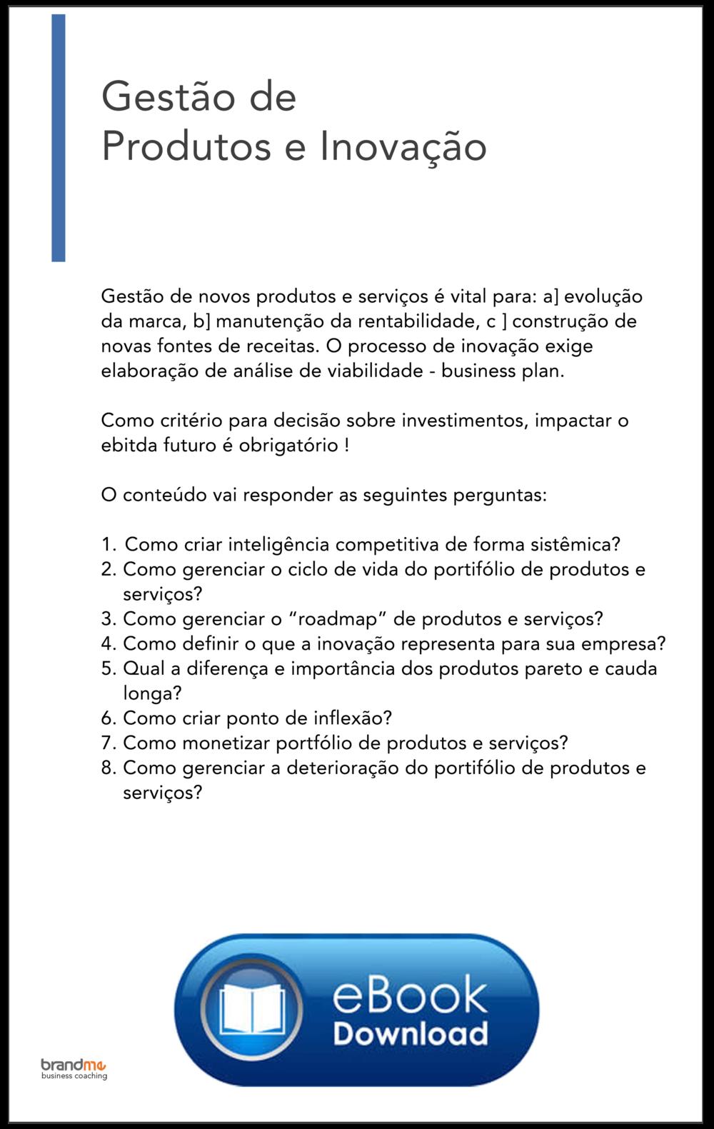 download ebook Gestão de Produtos e Inovação