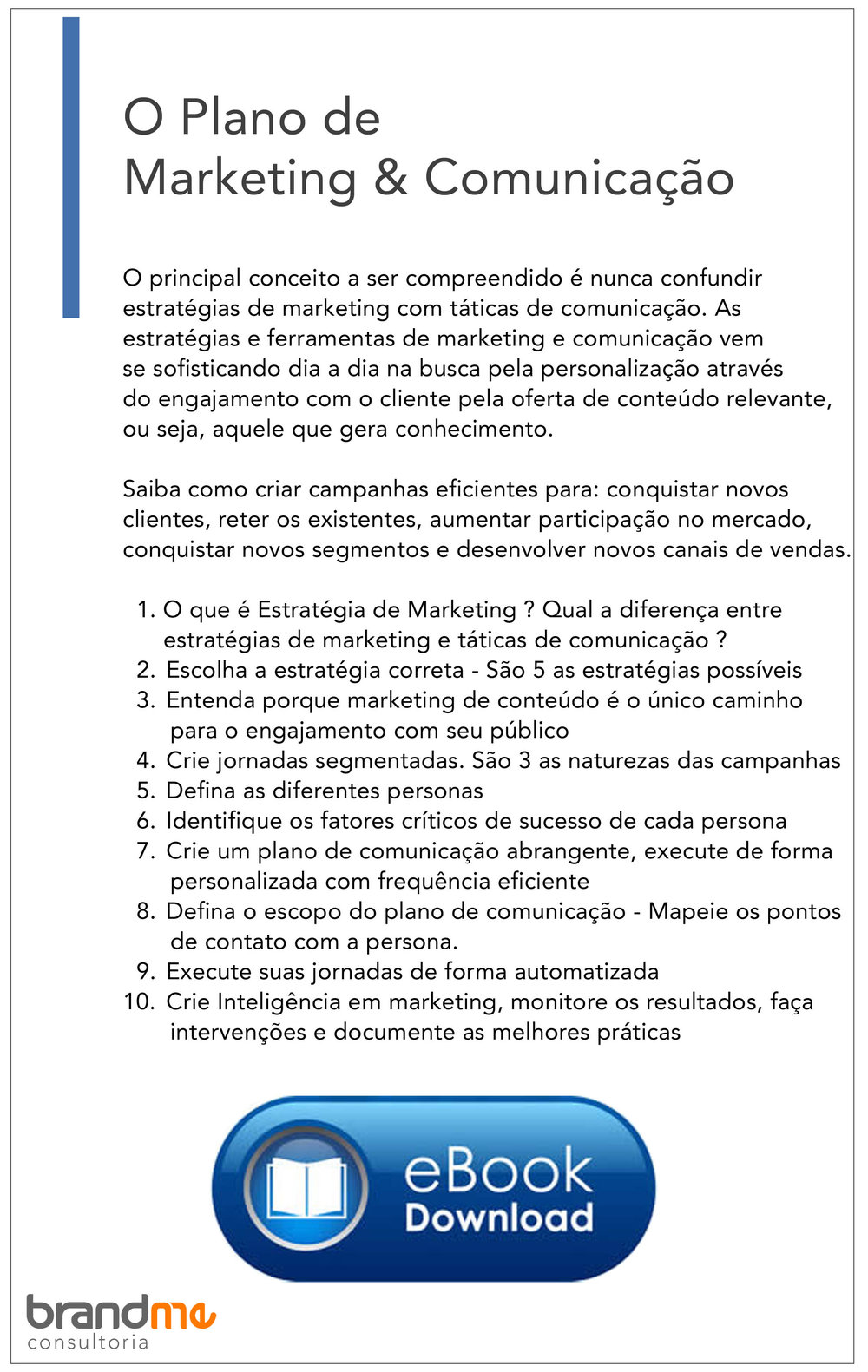 ebook Gestão de Marketing e Comunicação