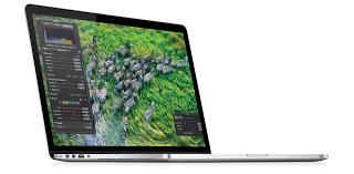 New MacBook Pro Retina