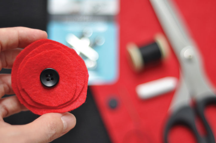 It's important to wear a poppy for Remembrance Day. Perhaps this year, even more so.
