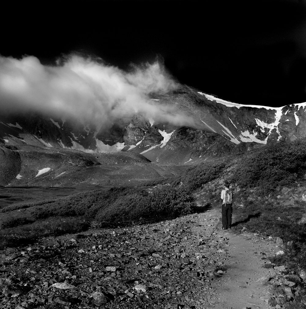 Aly, Grays Peak