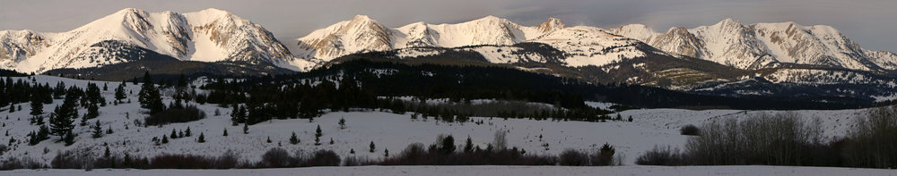 Bridger Range, MT